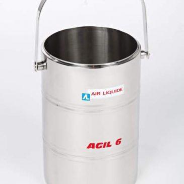 Air Liquide AGIL – малки дюарови съдове за текущи задачи в лабораторията