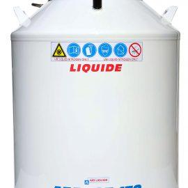 Air Liquide APREGE – дюарови съдове с газова фаза на течен азот за съхранение на материали