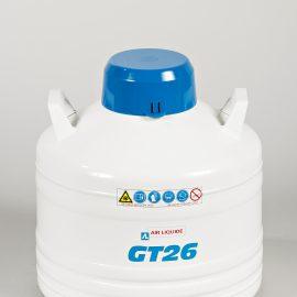 Air Liquide GT – дюарови съдове за съхранение на малки биологични проби