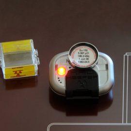 Персонален радиометър / гайгеров брояч IL-RKP