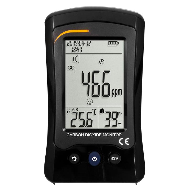 CO2 Анализатор / Измерител на въглероден диоксид – IL-CMM10